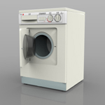 Click to see information about the 'Washing Machine LF 840 TX/W (for 3D Studio Max)'.