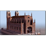 Click to see information about the 'San Jeronimo/ Spanish Church (for 3D Studio Max)'.