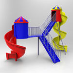 Torbellino Playground (for 3D Studio Max)