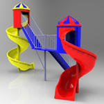 Click to see information about the 'Torbellino Playground (for 3D Studio Max)'.