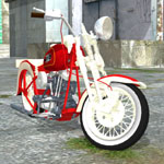 Harley Davidson EL Type 1936 (for 3D Studio Max)