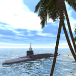 French Sub Redoutable S 611 (for Poser)