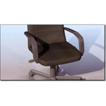Click to see information about the 'Office Chair 3 (for 3D Studio Max)'.