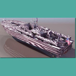 Click to see information about the 'PT 109 US Torpedo Boat (for 3D Studio Max)'.