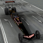 Rear Engine Dragster (for Poser)