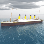 Click to see information about the 'Titanic (for Vue)'.