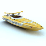 Click to see information about the 'Offshore Racer (for Vue)'.