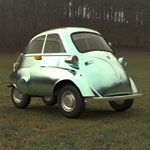 Click to see information about the 'BMW Isetta 250 (for 3D Studio Max)'.