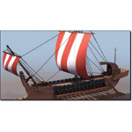 Click to see information about the 'Greek Warship (for 3D Studio Max)'.