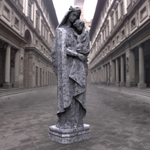 Click to see information about the 'Italian Virgin Statue (for 3D Studio Max)'.