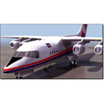 British Aerospace BA146 (for 3D Studio Max)