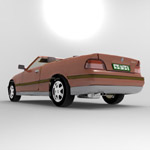 BMW 325i (for 3D Studio Max)