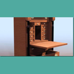 Click to see information about the 'Biedermeier Bureau (for 3D Studio Max)'.