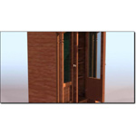 Click to see information about the 'Biedermeier Display Cabinet 2 (for 3D Studio Max)'.