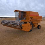 Click to see information about the 'Combine Harvester (for 3D Studio Max)'.
