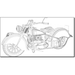 Indian Chief 348 1948 (for 3D Studio Max)