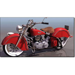 Click to see information about the 'Indian Chief 348 1948 (for 3D Studio Max)'.