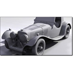 Jaguar S100 Targa Florio 1937 (for 3D Studio Max)