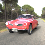 Click to see information about the 'Volkswagen Karmann Ghia 1968 (for 3D Studio Max)'.