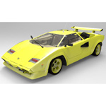Click to see information about the 'Lamborghini Countach (for 3D Studio Max)'.