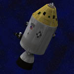 Click to see information about the 'Apollo Spacecraft (for Poser)'.