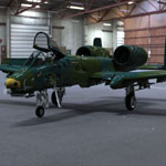 Click to see information about the 'A-10 Thunderbolt II (for Wavefront OBJ)'.