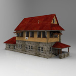 Click to see information about the 'Darmstadt Station (for 3D Studio Max)'.