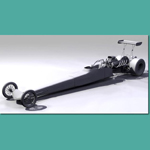 Rear Engine Dragster (for 3D Studio Max)