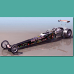 Click to see information about the 'Rear Engine Dragster (for 3D Studio Max)'.