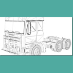 Leyland Truck (for 3D Studio Max)