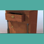Click to see information about the 'Biedermeier Bedside Table (for 3D Studio Max)'.
