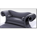 Sofa (for 3D Studio Max)