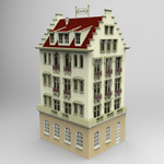 Great Hotel (for 3D Studio Max)