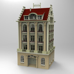 Click to see information about the 'Great Hotel (for 3D Studio Max)'.