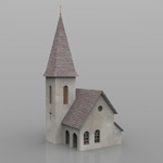 Click to see information about the 'Church DMB (for 3D Studio Max)'.