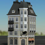 Bankhaus (for Poser)