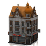 Click to see information about the 'Townhouse 1 (for Lightwave)'.