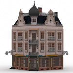 Click to see information about the 'Townhouse 2 (for Poser)'.