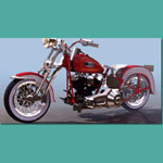 Click to see information about the 'Harley Davidson EL Type 1936 (for 3D Studio Max)'.