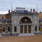 Click to see information about the 'Bonn Station (for 3D Studio Max)'.