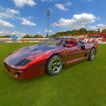 Click to see information about the 'Ferrari F-40 (for 3D Studio Max)'.