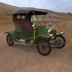 Click to see information about the 'Opel Coupe 1909 (for 3D Studio Max)'.