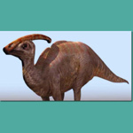 Click to see information about the 'Parasaulophus (for 3D Studio Max)'.