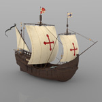 Click to see information about the 'Pinta (for 3D Studio Max)'.