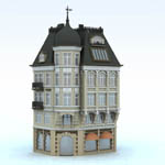 Click to see information about the 'Bankhaus (for Vue)'.