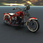 Harley Davidson EL Type 1936 (for Vue)