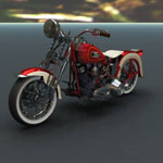 Click to see information about the 'Harley Davidson EL Type 1936 (for Vue)'.