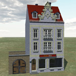 Townhouse 4 (for Vue)