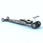 Rear Engine Dragster (for Vue)