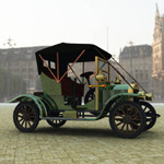 Opel Coupe 1909 (for Vue)